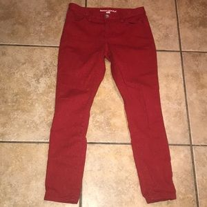 Banana Republic Skinny Pants Size 27
